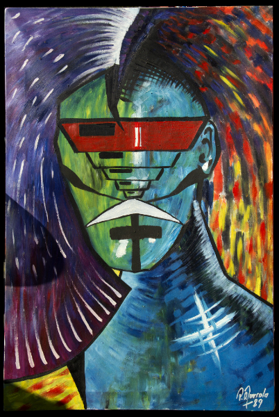cyberman_oil_on_canvas