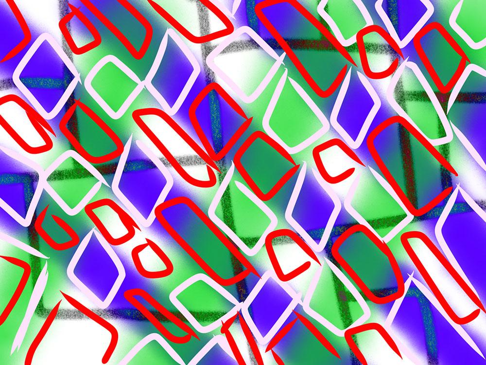 Digital Doodle Nr123