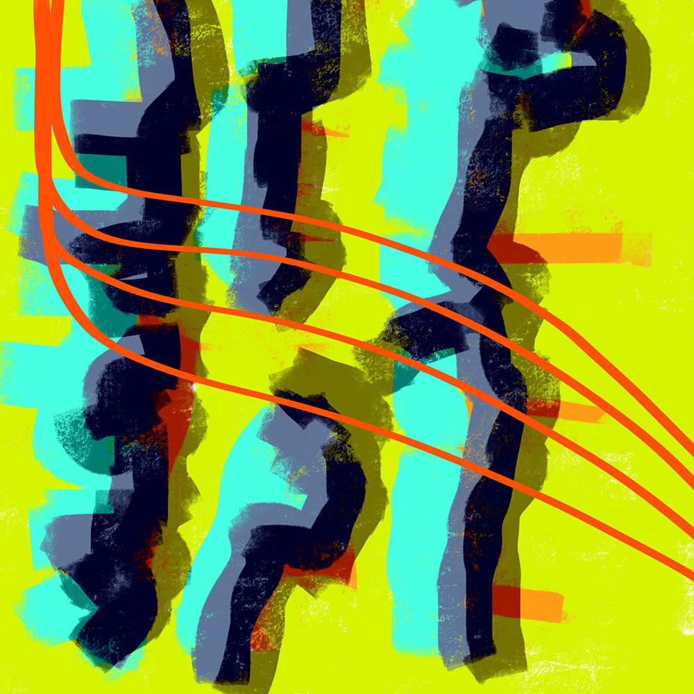 Digital Doodle Nr154