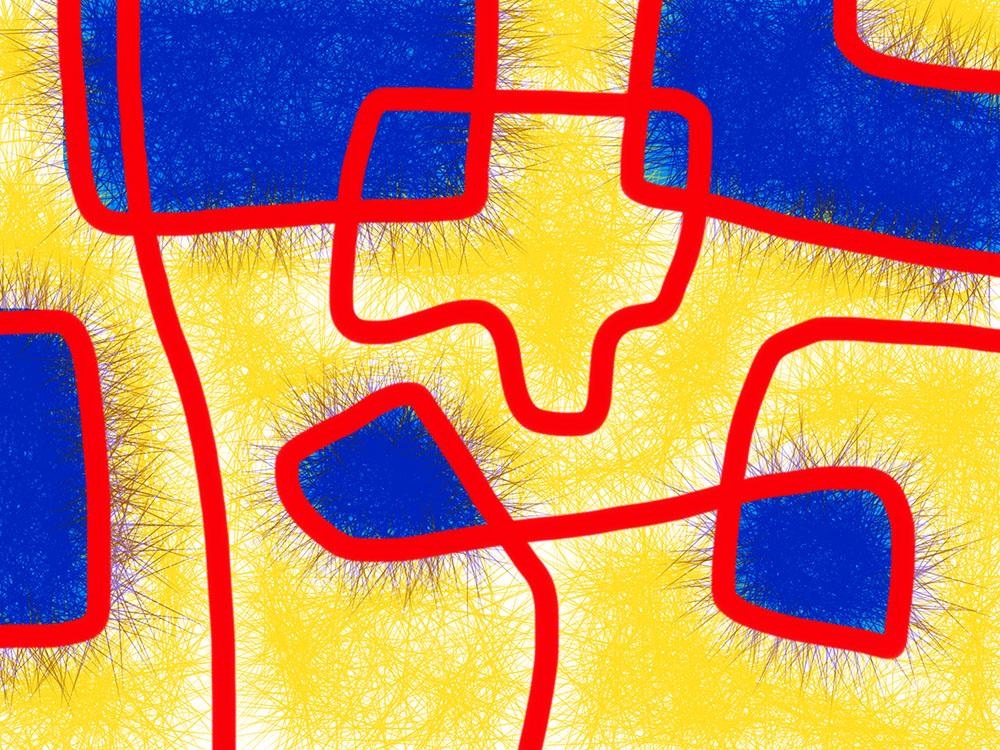 Digital Doodle Nr58