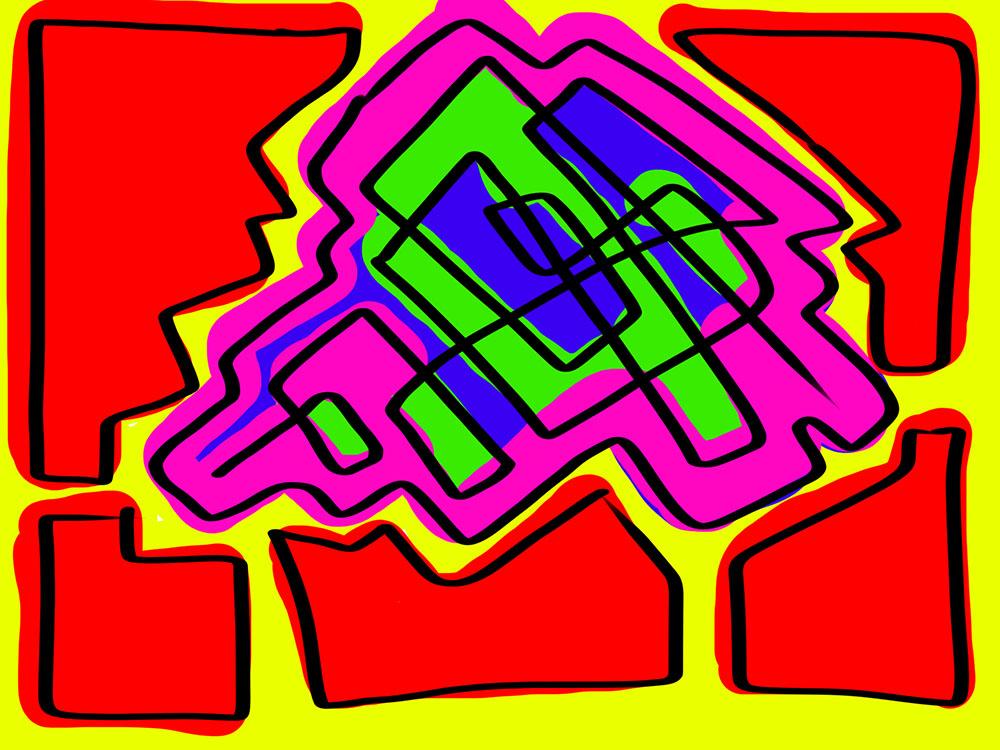 Digital Doodle Nr86