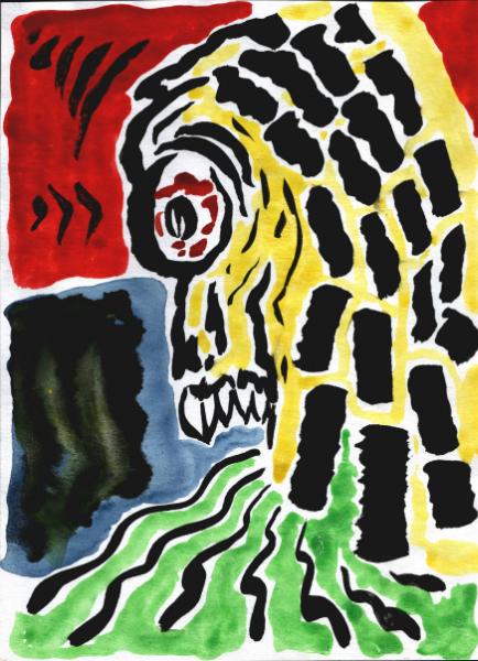 alienscream_watercolor